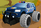 Play Texas Police Offroad Game
