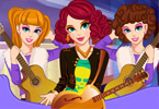 Play Girls Rock Party Game