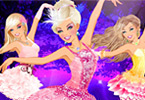 Play Make Me a Sparkling Ballerina Game