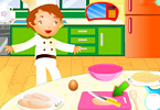 Play Crunchy Chicken Nuggets Game