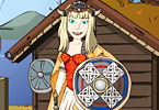 Play Viking Dress Up Game