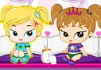 Play Bratz Baby Day Care Game