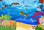 Play Underwater Decoration Game