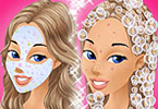 Play Beautiful Spring Princess Makeover Game