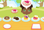 Play Kids Pastry Game