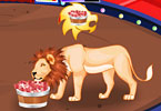 Play Circus Lion Game