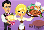 Play Jennifer Rose Flirting Saloon Game