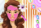 Play Shy Girl Beauty Makeover Game