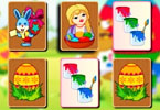 Play Easter Memory Game Game
