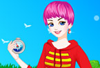 Play Adventurous Girl Dress Up Game
