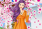 Play Cute Spring Dresses Dress Up Game