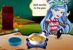 Play Ghoulia Yelps Chocolate Pie Game