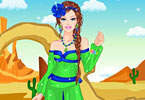 Play Mexican Barbie Game