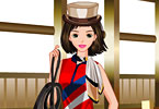 Play Equestrian Girl Dress Up Game