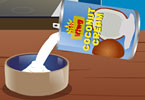 Play Creamy Coconut Cake Game