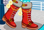 Moccasin Boots