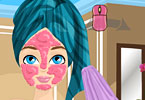 Play Animal Print Fan Makeover Game