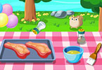 Play BBQ With Veal Tomato Game