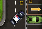 Play Police Parking Game