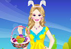 Play Barbies Easter Day Game