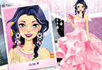 Play Pink Diamonds Princess Game