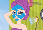Play Pool Party Makeover Game