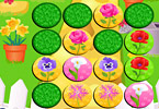 Play Flowers Memory Game