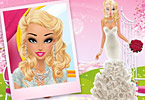 Play Snowdrops Innocence Bride Makeover Game