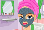 Play Salsa Dancer Makeover Game