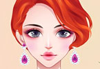 Play Sarah Make Up Studio Game