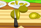 Play Kiwifruit Brittle Parfait Game