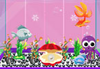 Play Fish Tank Decoration Game