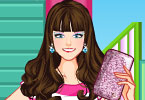 Play Stylicious Rainbow Girl Dress Up Game