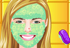 Play Gorgeous Elle Fanning Makeover Game
