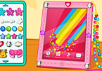 Play Dress My Ipad Game