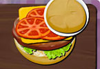 Play Cripsy Chicken Burger Game