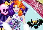 Play Barbie in Monster High Game