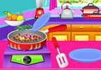 Play Cook Turkey with Acticook Game