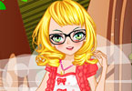Play Chic Student Style Game