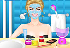 Play Fashion Selena Makeover Game