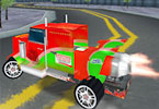3D Jet Truck