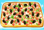 Play Fresh Pizza Game