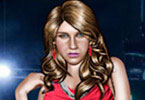 Play Kesha Party Dressup Game