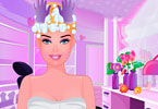 Play Barbie Emo Hairs Game
