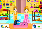 Play Shopping Girls Game
