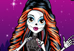 Play Skelita Calaveras Boney Makeover Game
