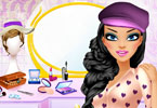 Play It Girl Dazzling Makeover Game