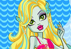 Play Monster High Lagoona Game