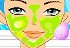 Play Cocktail Sparkles Beauty Makeover Game
