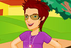 Play Jazz Boy Dressup Game
